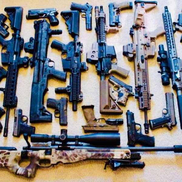 varitey-of-used-guns